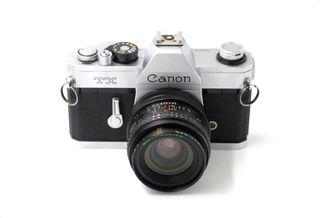 Cámara analógica Canon TX