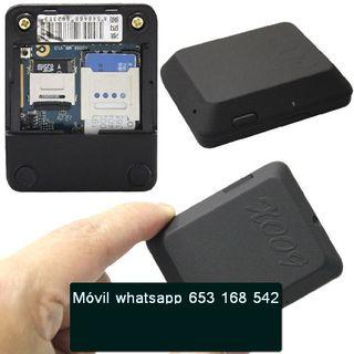 Micrófono-espia SIM oculto dispositivo