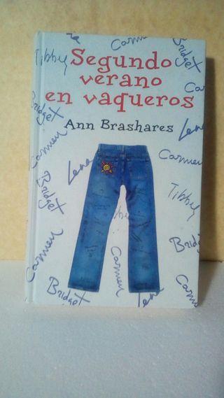 Segundo verano en vaqueros / Ann Brashares