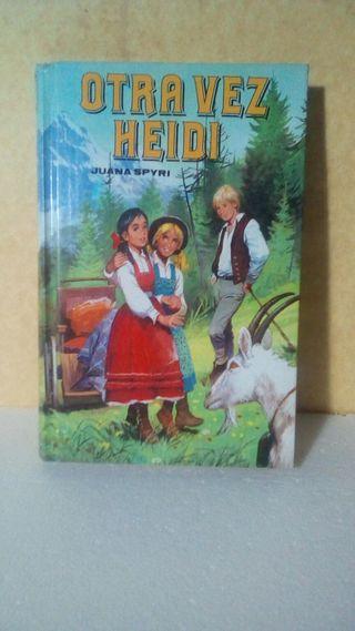 Otra vez Heidi / Juana Spyri