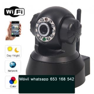 CAMARA wifi IP 360º eFwo1