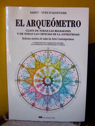 """Libro """"El Arqueómetro""""."""