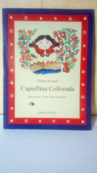 Capiellina Collorada / Charles Perrault