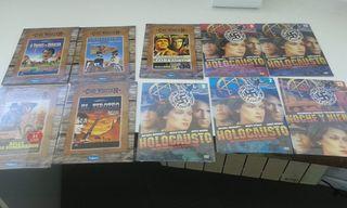 DVD colección, precio a negociar