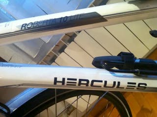 BICICLETA HERCULES ROBERTA 27 Pro10 LITE ELECTRICA