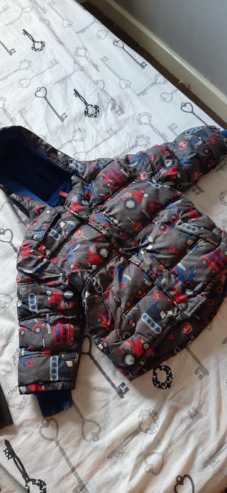 Boys padded coat