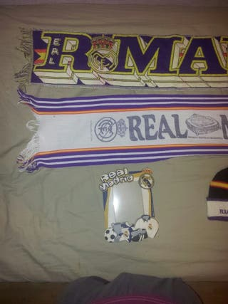 Lote Productos Real Madrid