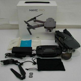 DJI Mavic pro drone new
