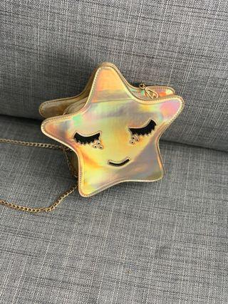 Bolso bandolera estrella pequeño