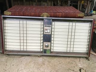 Antiguo radiador eléctrico Corcho S-1200