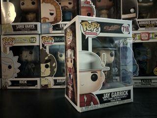 Funko Pop Jay Garrick