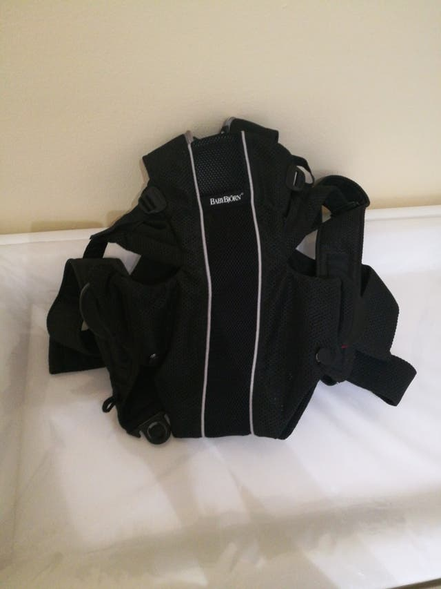 concord neo capazo+silleta y mochila portabebes