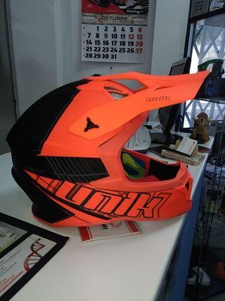 Casco moto cross/enduro