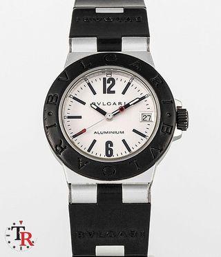 Reloj Bulgari Aluminiun