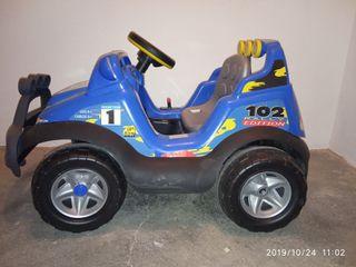 coche batería niño hasta 2'5 años
