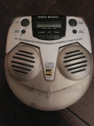 Compact Disc PRO BASIC CD 72-S