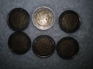 moneda indio 2€