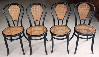 4 Sillas estilo Fischel