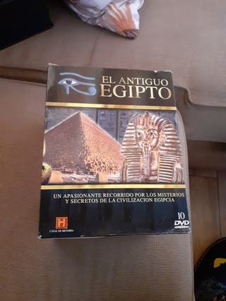 DVD El Antiguo Egipto.