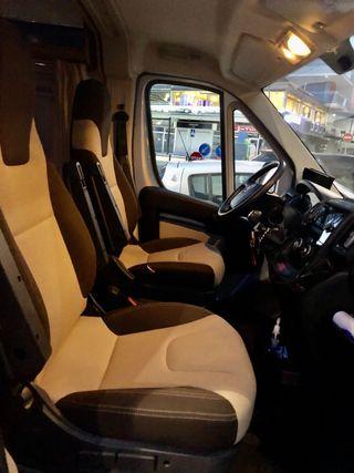 Alquiler autocaravana Fiat Rimor