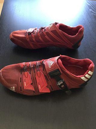 zapatillas ciclismo adidas