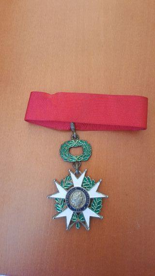 medalla francesa al honor de la legión