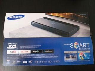 Reproductor de Blu ray y DVD Samsung BD-J7500
