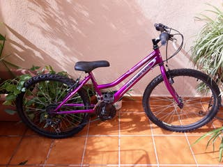 Bicicleta de montaña niña/cadete