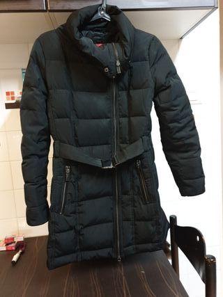 abrigo de plumas Mango