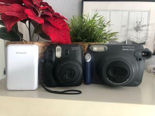 Kit fujifilm y polaroid