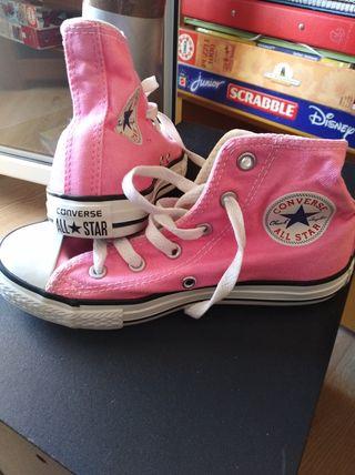 zapatillas niña Converse ALL*STAR
