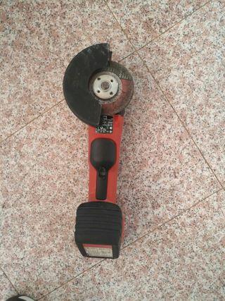 radial y atornillador HILTI