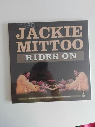disco vinilo Jackie Mittoo - Rides On