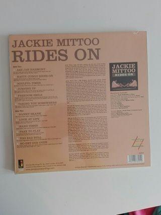 disco vinilo Jackie Mittoo - Rides On