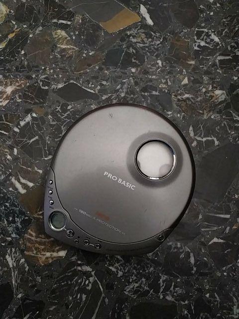 diskman reprocurtor de cd musica