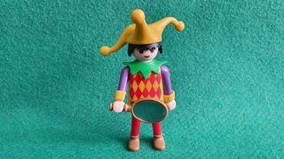 Playmobil 4610 Juglar Arlequin Bufon Medieval
