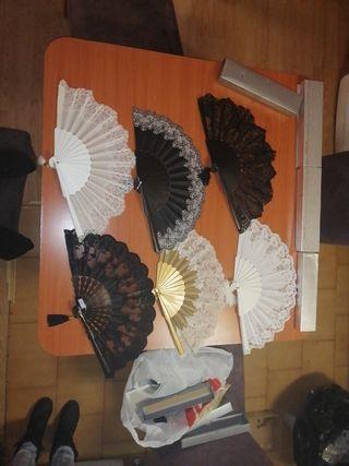 abanicos de coleccion