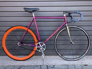 Bicicleta de PISTA Strongman T.57