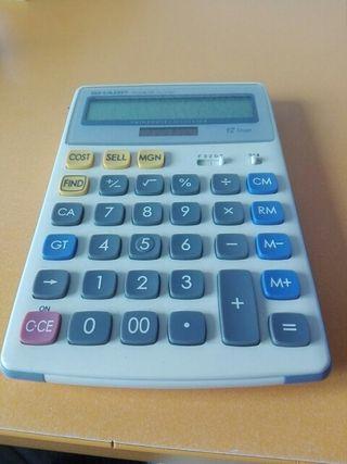 Calculadora SHARP el-338F