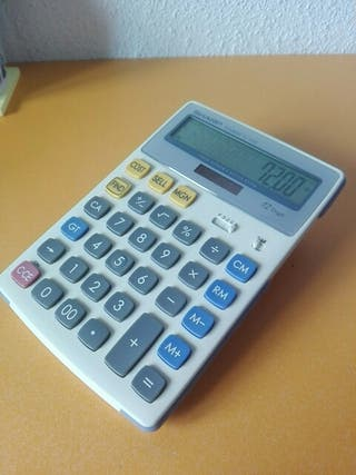 Calculadora SHARP el-338F