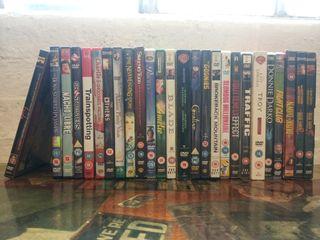 Original DVD'S Pack (30)