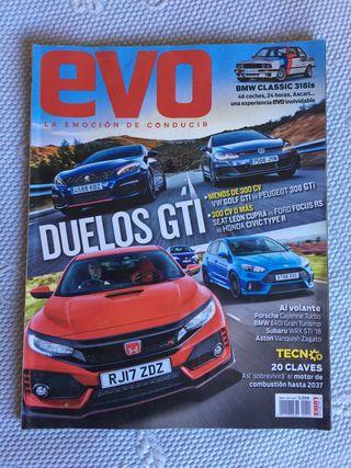 Revista de coches EVO
