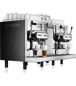 Cafetera Nespresso profesional