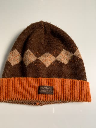 GORRO NIÑO THOMAS BURBERRY