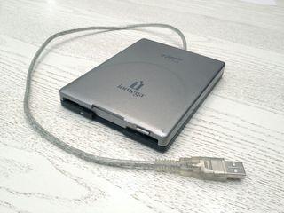 Disquetera por USB
