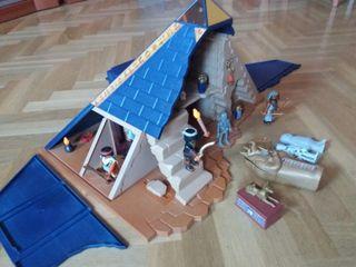 Playmobil Piramide del Faraon 5386.