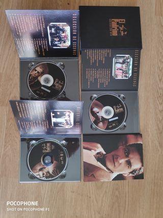 El Padrino Colección DVD