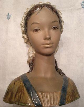 Busto mujer Lladró
