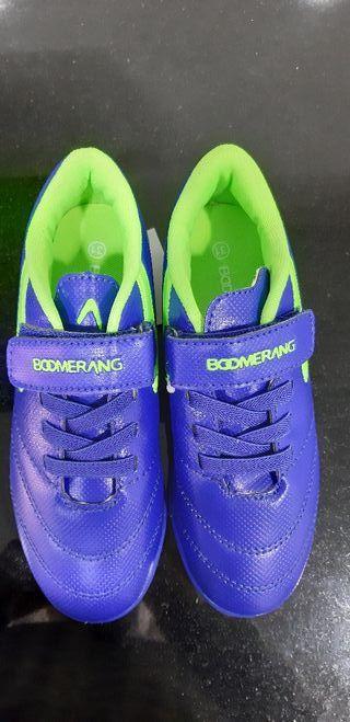 zapatillas de fútbol número 31
