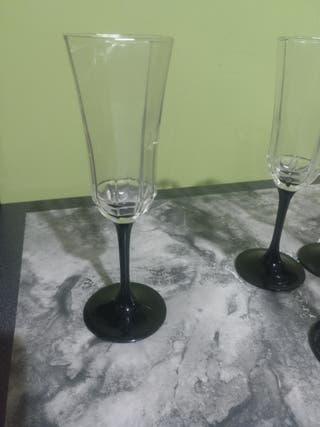 copas champán